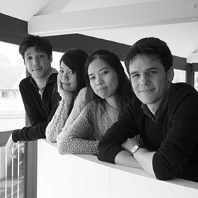 Photo Quatuor Hermes