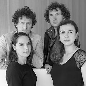 Photo Quatuor Strada