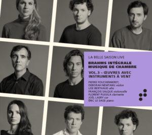 Brahms Intégrale Musique de chambre- B-Records