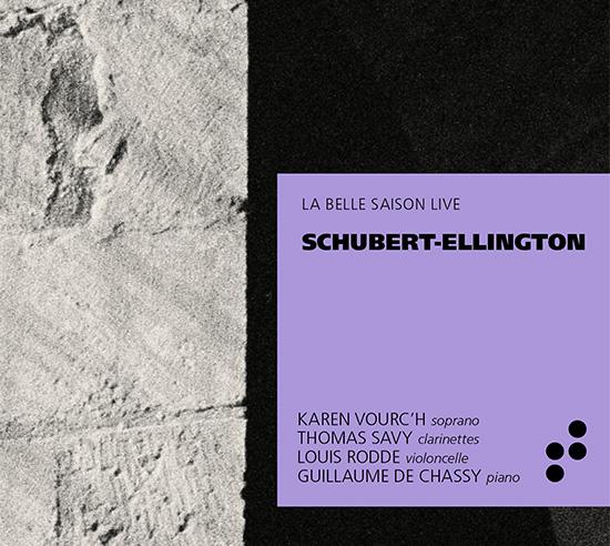 CD Schubert Ellington B records