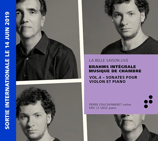 Intégrale Brahms vol 4 B Records