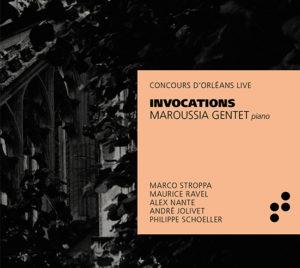 Invocations - Maroussia Gentet - B Records