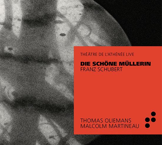 Disque Die Schöne Müllerin B Records