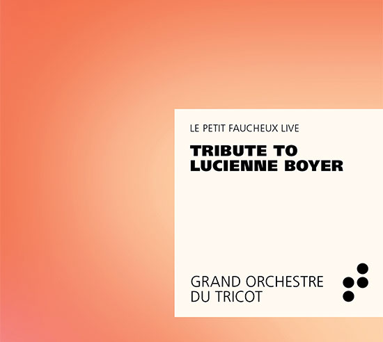 Tribute to lucienne Boyer - B Records