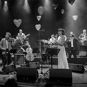 Le Grand Orchestre du Tricot par Remi Angeli