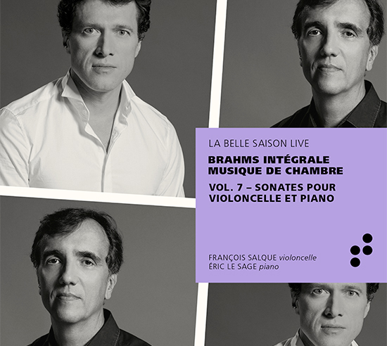 Intégrale Brahms vol 7 B Records