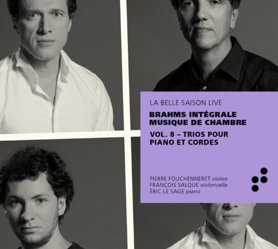 Intégrale Brahms vol 8 B Records